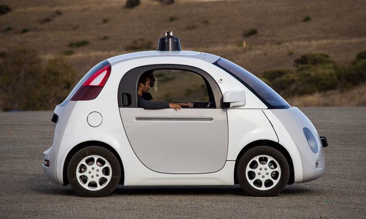 google carro autônomo-divulgação google