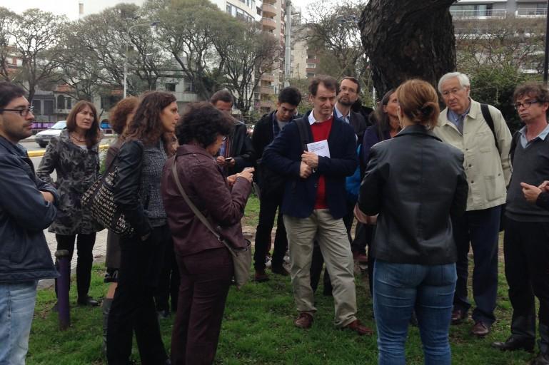 Integrantes do IVM Internacional e da América Latina visitam Museu Casa Vilamajó